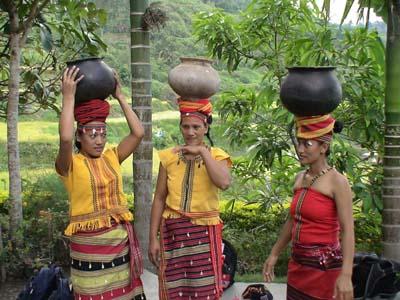 Kalinga Costumes